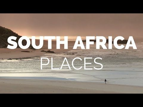 10 Best Places to Visit in South Africa – Travel Video