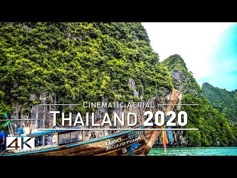 【4K】Drone Footage   THAILAND – Welcome to Paradise 2019 ..:: Cinematic Aerial Film